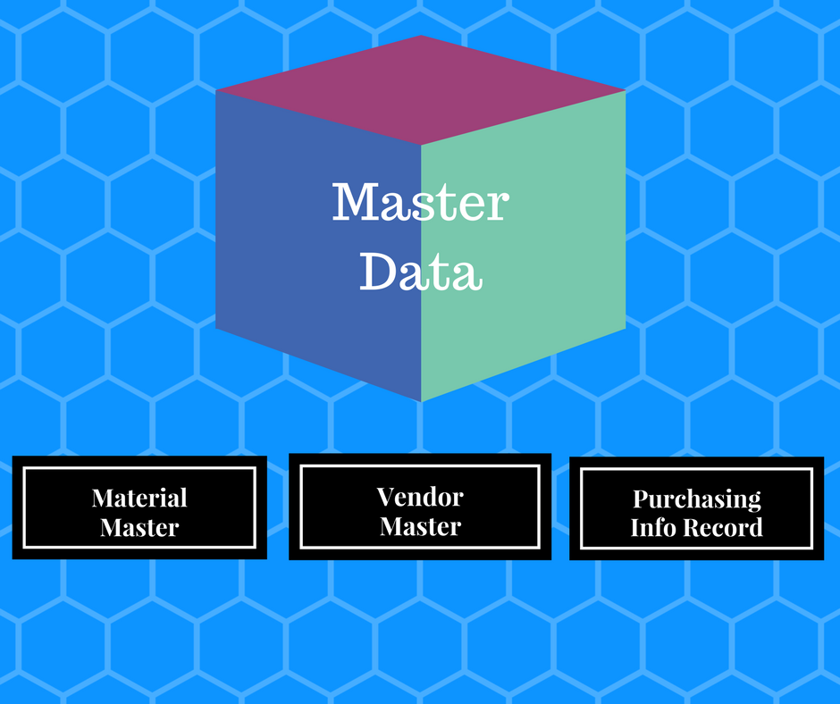 Master Data, SAP MM, SAP Master Management, SAP Vendor Management