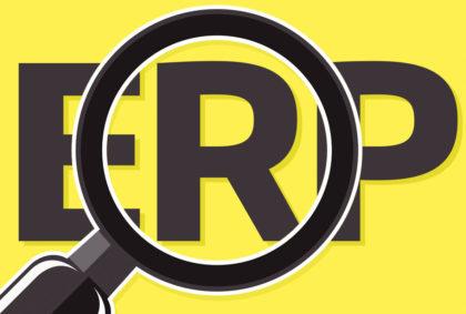 ERP, SAP ERP system