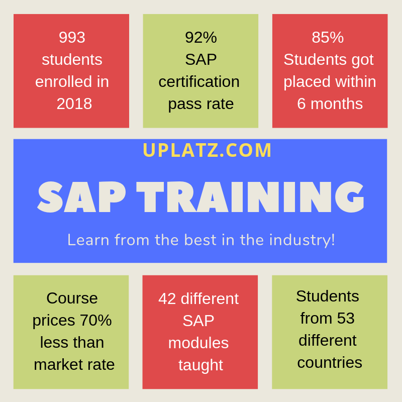 SAP, IT services, IT firm, SAP Training, Microsoft, oracle