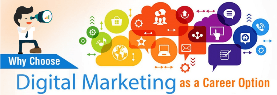 Digital Marketing, Online Marketing, Internet Marketing, Social Media, SEO, PPC, SEM, Digital marketing Career, Digital Marketing Options,
