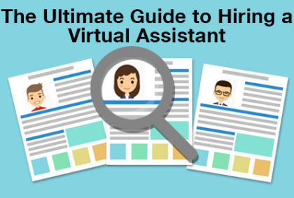 Virtual Assistant, Hire Virtual Assistant, Remote location job